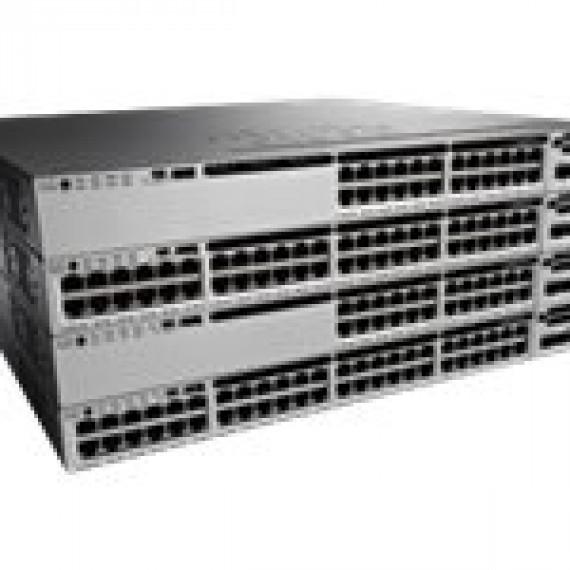 Cisco Catalyst 3850-24T-S - Switch - L3 - managed - 24 x 10